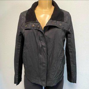 Club Monaco Black Zip-up Jacket M